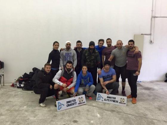 crossbattle team
